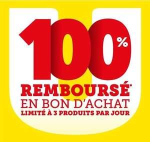 Sélection de produits 100% remboursés en bons d'achat - Ex : Clé USB Verbatim 32 Go