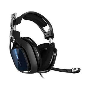 Casque-micro gaming filaire Astro Gaming A40 TR - Circum-aural, Bleu/Noir