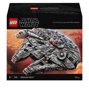 Sélection de produits en promotion - Ex : Lego Star Wars - Faucon Millenium 75192 (Frais d'importation inclus)