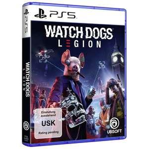 Jeu Watch Dogs Legion sur PS5 (Frontaliers Suisse)