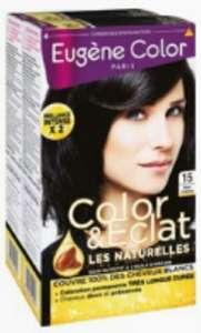 Lot de 2 Coloration Les Naturelles Eugène Color (via 4.89€ sur carte de fidélité)