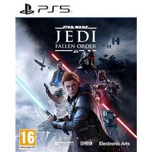 Star Wars Jedi: Fallen Order sur PS5
