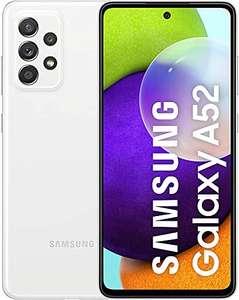 """Smartphone 6.5"""" Samsung Galaxy A52 - Full HD+ Super AMOLED 90 Hz, Snapdragon 720G, 6 Go, 128 Go, 4500 mAh, IP67"""