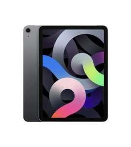 "Tablette 10.9"" Apple iPad Air (2020) - Wi-Fi, 64 Go, gris (484.99€ avec le code RAKUTEN15 + 50€ en RP)"