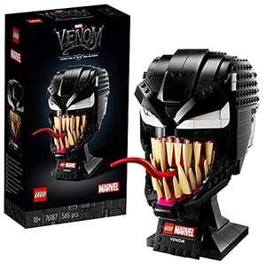 Jeu de construction Lego Marvel Spider-Man - Le Masque de Venom (76187)