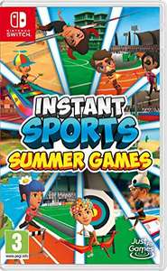Instant Sports Summer Games sur Nintendo Switch