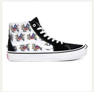 Chaussures de skate Vans Wolf SK8-HI Pro- Tailles 34.5 à 39 & 42 à 46