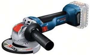Meuleuse d'angle sans-fil Bosch GWX 18V-10 Professional X-Lock (18 V) - sans batterie, ni chargeur + Coffret L-Boxx