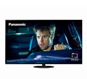 """TV OLED 65"""" Panasonic TX-65HZC1004 - 4K UHD, HDR10+, 100Hz, Dolby Vision (Frontaliers Suisse - brack.ch)"""