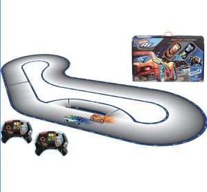 Système de course intelligent avec IA Mattel Hot Wheels FBL83 - avec 2 véhicules et 2 télécommandes (vendeur tiers expédié par Amazon)