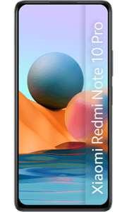 """[Clients RED] Smartphone 6.67"""" Xiaomi Redmi Note 10 Pro - FHD+, SnapDragon 732G, 6 Go de RAM, 128 Go (Via remboursement sur facture de 50€)"""
