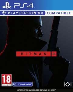 Jeu Hitman 3 sur PS4 (Retrait magasin uniquement)