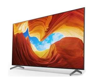 """TV 55"""" Sony KE-55XH9005 - LED, 4K UHD, 100 Hz, HDMI 2.1, Dolby Vision & Atmos, Android TV (Frontaliers Suisse)"""