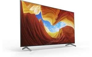 "TV 85"" Sony Bravia KE-85XH9096 - 4K UHD, 100 Hz, HDR10, Smart TV (Frontaliers Suisse)"