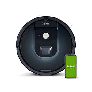 Aspirateur robot connecté iRobot Roomba 981