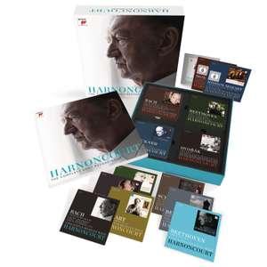 Coffret de 65 CD - Nikolaus Harnoncourt - The Complete Sony Recordings (jpc.de)