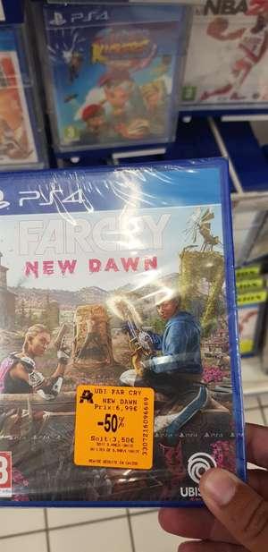 Jeu Farcry New Dawn sur PS4 - Trignac St-Nazaire (44)