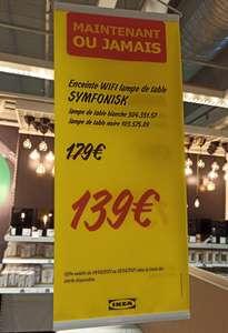 Enceinte WiFi lampe de table Symfonisk - Nantes Atlantis (44)