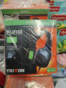 Casque-micro gaming filaire Tritton Kunai pour Xbox & PC - Tournon sur Rhône (07)