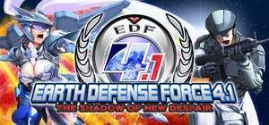 Earth Defense Force 4.1 : The Shadow Of New Despair sur PC (Dématérialisé)