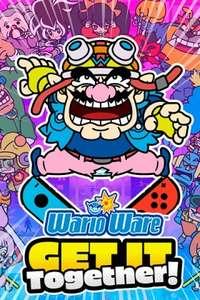 [Précommande] WarioWare : Get It Together ! sur Nintendo Switch