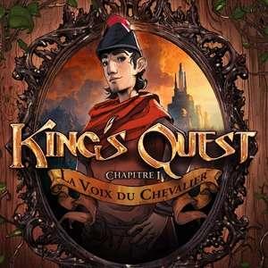 King's Quest - Édition Intégrale sur Xbox One & Series S/X (dématérialisé)