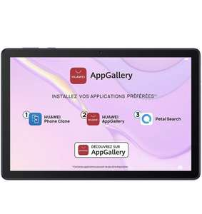 """Tablette 10.1"""" Huawei MatePad T 10s - Wi-Fi, Full HD, 64Go ROM, 3Go RAM (Occasion - Comme neuf)"""