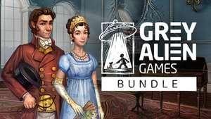 Bundle Grey Alien Games: 2 Jeux PC à partir de 1€ (Dématérialisés - Steam)
