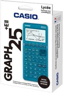 Calculatrice graphique Casio Graph 25+ EII - Mode examen pour le baccalauréat, sans langage Python