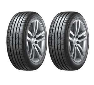Jusqu'à 80€ en ticket E.Leclerc sur les pneus Hankook - Ex : Lot de 2 Pneus été Ventus Prime3 K125 - 205/55 R16 91V (Via 20€ sur la carte)