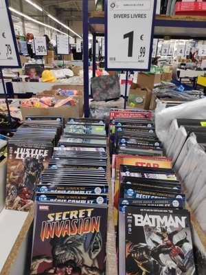 Sélection de comics à 1.99€ - Chambly (60)