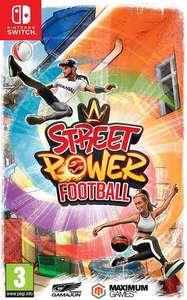 Street Power Football à 7.99€ et No Straight Roads à 9.9€ sur Nintendo Switch - Caudan (56)