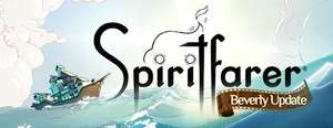 Jeu Spiritfarer sur PC, Xbox ou Nintendo Switch (Dématérialisé)
