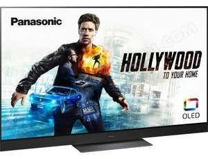 "TV 65"" Panasonic TX-65HZ2000E - 4K UHD, OLED, HDR10+, Dolby Vision iQ & Atmos, Smart TV, Barre de son intégrée"