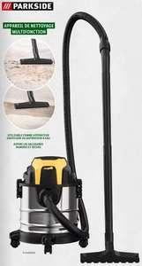 Aspirateur eau & poussière ParkSide - 12 L, 1200 W