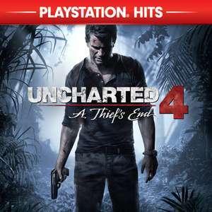 [PS+] Uncharted 4 A Thief's End : Edition Playstation Hits sur PS4 (Dématérialisé)