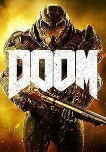 Doom 2016 sur PS4 (Dématérialisé)
