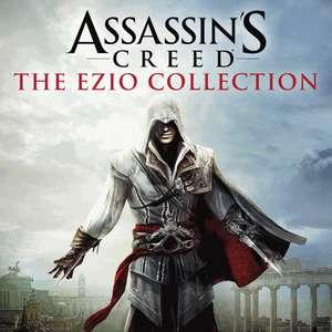 Assassin's Creed: The Ezio Collection sur PS4 (dématérialisé)