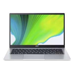 """Pc portable 14"""" full HD Acer Swift 1 (SF114-34) OR - Pentium Silver N6000, 8 Go de RAM, 512 Go en SSD, Windows 10, fanless"""