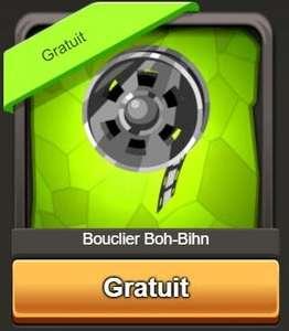 Bouclier Boh-Bihn offert sur Dofus Touch (Dématérialisé)