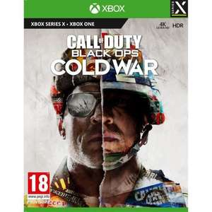 Call of Duty : Black Ops Cold War sur Xbox One & Series X