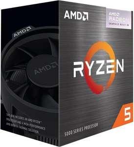 Processeur AMD Ryzen 5 5600G - 3.9 GHz, Mode Turbo à 4.4 GHz (frontaliers Suisse)