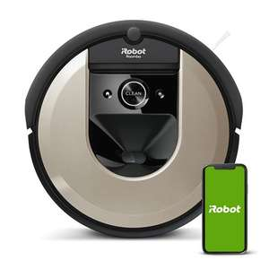 Aspirateur robot iRobot Roomba i6 - Noir et Doré