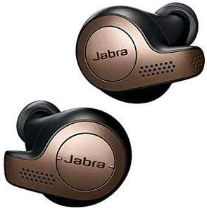 Écouteurs intra-auriculaires sans-fil Jabra Elite 65t - Coloris Noir Cuivre