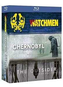 Coffret Blu-ray - Chernobyl + The Outsider + Watchmen