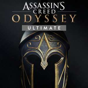 Assassin's Creed Odyssey Ultimate Edition : Jeu + Season Pass + Pack Deluxe + AC 3 Remastered sur PS4/PS5 (Dématérialisé, Store BR)