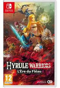 Jeu Switch Hyrule Warriors : L'Ere du Fléau sur Switch