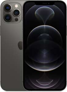 "Smartphone 6.7"" Apple iPhone 12 Pro Max - 256 Go, Graphite (+ 97.86€ en Rakuten Points; Vendeur : Bongadgets)"