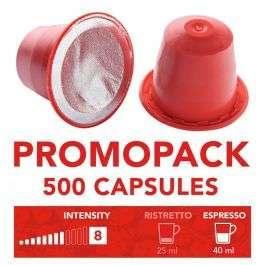 Lot de 500 capsules Expresso Fortissimo compatibles Nespresso (0.08€ / capsule)