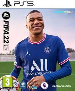 [Pré-commande] FIFA 22 sur PS5 ou Xbox Series S/X (via 10€ sur la carte de fidélité)